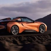 BMW i8 Roadster 4 175x175 at BMW i8 Roadster Comes with Increased Range, Good Looks