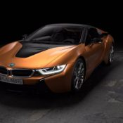 BMW i8 Roadster 7 175x175 at BMW i8 Roadster Comes with Increased Range, Good Looks
