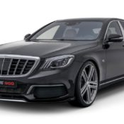 Brabus Maybach S650 1 175x175 at Brabus Maybach S650 Packs 888 bhp