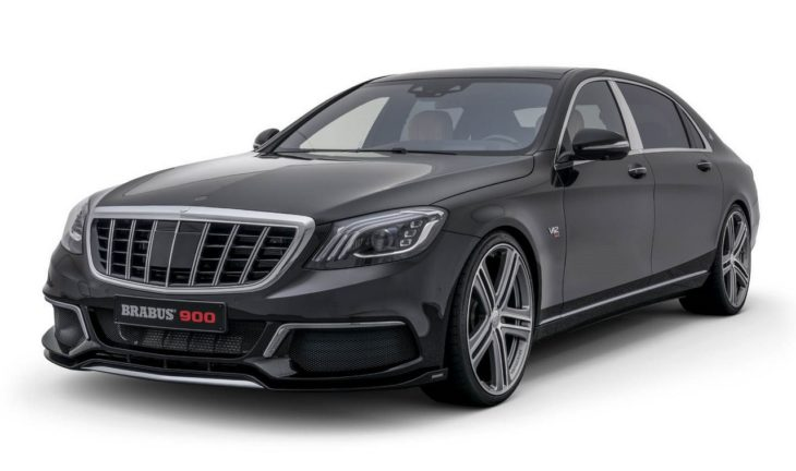 Brabus Maybach S650 1 730x432 at Brabus Maybach S650 Packs 888 bhp