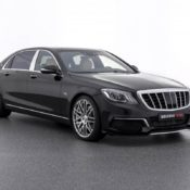 Brabus Maybach S650 7 175x175 at Brabus Maybach S650 Packs 888 bhp