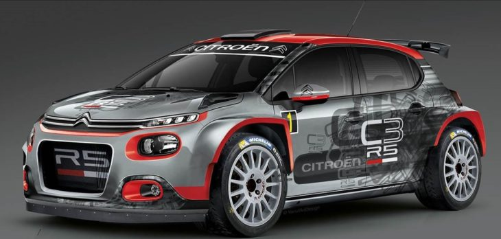 Citroen C3 R5 730x348 at Citroen C3 R5 Gears Up for First Public Outing