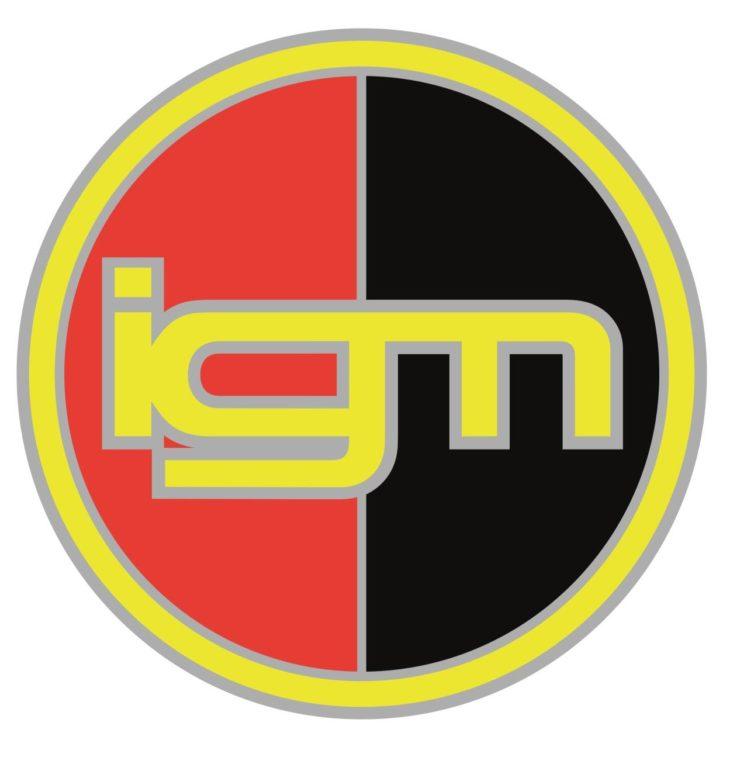 IGM logo 730x764 at Gordon Murray Supercar Teased Under IGM Brand