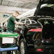 José Mourinho Jaguar F Pace 2 175x175 at José Mourinho Becomes 100,000th Jaguar F Pace Buyer, Helps with the Build