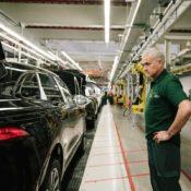 José Mourinho Jaguar F Pace 3 175x175 at José Mourinho Becomes 100,000th Jaguar F Pace Buyer, Helps with the Build