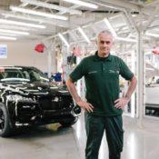 José Mourinho Jaguar F Pace 6 175x175 at José Mourinho Becomes 100,000th Jaguar F Pace Buyer, Helps with the Build