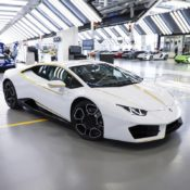 Lamborghini Huracan Gifted to Pope Francis 10 175x175 at Lamborghini Huracan Gifted to Pope Francis, To Be Auctioned for Charity