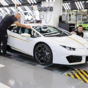 Lamborghini Huracan Gifted to Pope Francis 8 175x175 at Lamborghini Huracan Gifted to Pope Francis, To Be Auctioned for Charity