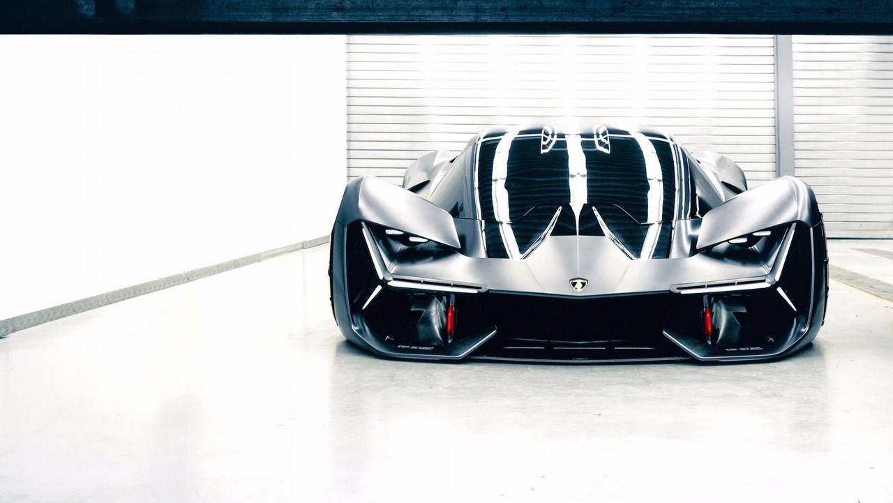 Lamborghini Terzo Millennio Raging Bull Of The Future