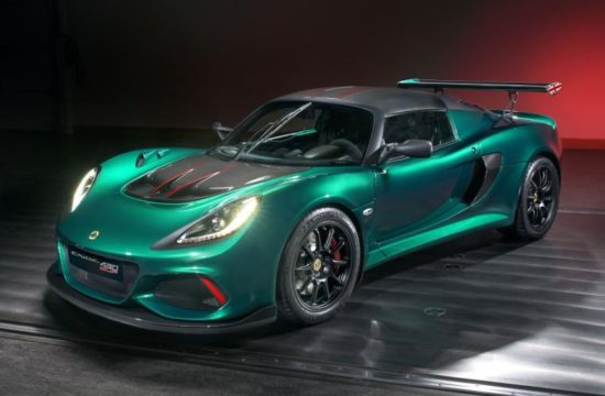 Lotus Exige Cup 430 1 550x360 at Lotus Exige Cup 430 Is the Most Extreme Yet