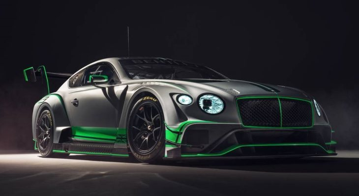 New Bentley Continental GT3 1 730x399 at New Bentley Continental GT3 Revealed Based on 2018 Model