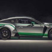 New Bentley Continental GT3 3 175x175 at New Bentley Continental GT3 Revealed Based on 2018 Model