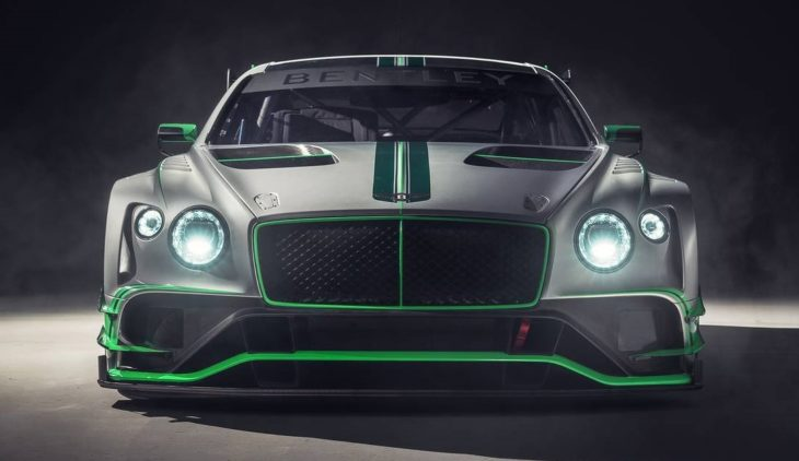 New Bentley Continental GT3 4 730x422 at New Bentley Continental GT3 Revealed Based on 2018 Model