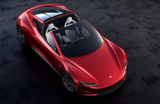 New Tesla Roadster 8 550x360 at What are the best roadways for electric vehicle drivers?