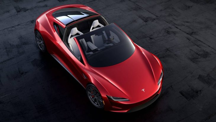 New Tesla Roadster 8 730x411 at New Tesla Roadster Unveiled, Set for 2020 Launch