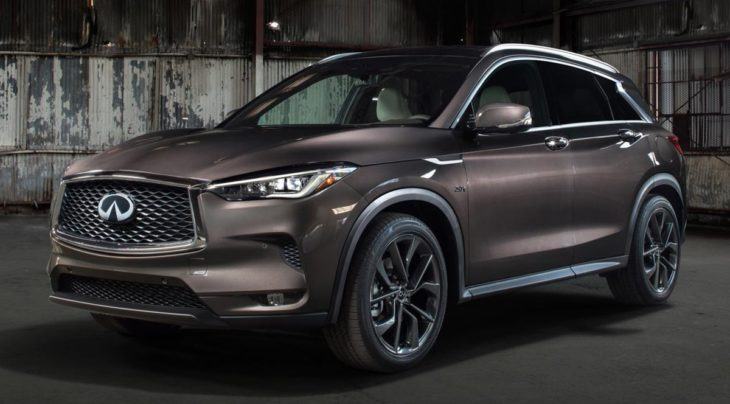 QX50 preview 730x404 at L.A. Auto Show Preview: 2018 Infiniti QX50 & 2019 Subaru Ascent