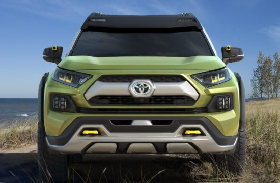 Toyota FT AC Concept 2 550x360 at Toyota Adventure Concept (FT AC) Revealed Ahead of L.A. Debut
