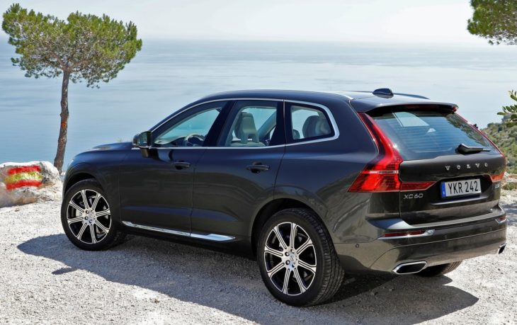 Volvo XC60 2018 2 730x459 at 2018 Volvo XC60 Safety Rated Xceedingly Good by EuroNCAP