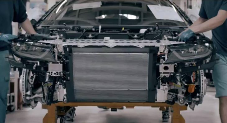 bmw i8 roadster teaser 1 730x395 at 2019 BMW i8 Roadster Is Almost Here