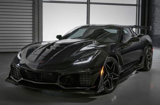 chevrolet corvette zr1 8 550x360 at 2019 Corvette ZR1 Convertible Unveiled at L.A. Auto Show