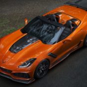 chevrolet corvette zr1 convertible 3 175x175 at First 2019 Corvette ZR1 Convertible to Be Auctioned for Charity