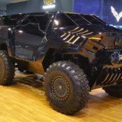 devel sixty 6x6 suv 1 175x175 at Devel Sixty 6x6 SUV Has 700 hp, Insane Looks