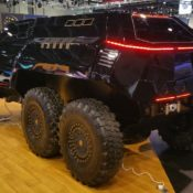 devel sixty 6x6 suv 3 175x175 at Devel Sixty 6x6 SUV Has 700 hp, Insane Looks
