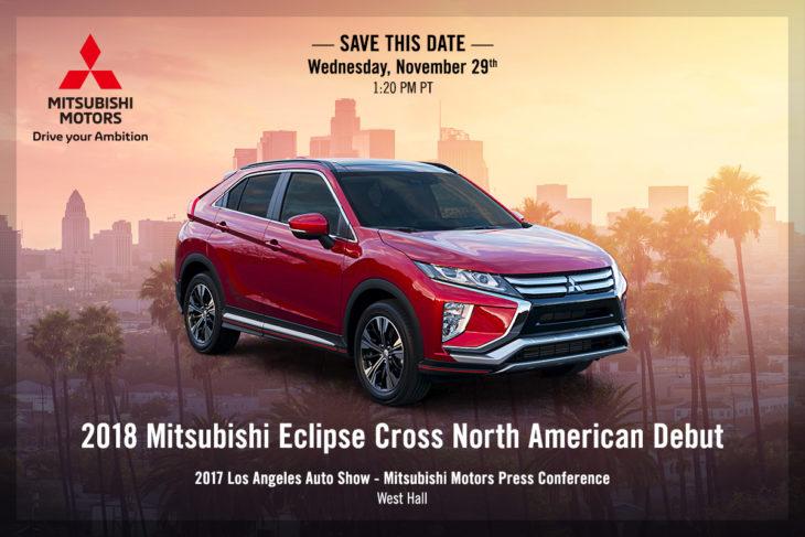 mmna la auto show 2017 save this date FINAL 1  730x487 at 2017 L.A. Auto Show Preview: New Mazda6, Lexus RXL, Mitsubishi Eclipse Cross