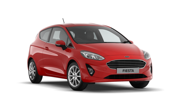 new ford fiesta 550x360 at A Review of the New Ford Fiesta