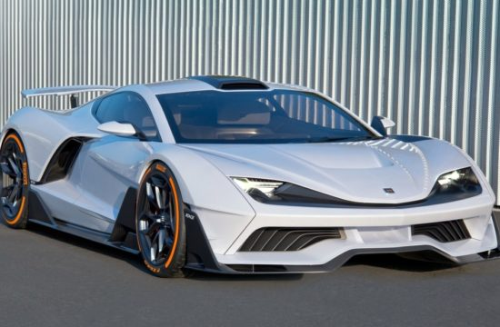 2019 Aria FXE 1 550x360 at 2019 Aria FXE Is the Latest 1,000+ hp Hypercar