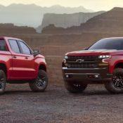 2019 Chevrolet Silverado 003 175x175 at 2019 Chevrolet Silverado Unveiled Ahead of NAIAS Debut