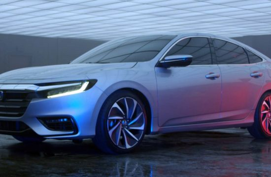 2019 Honda Insight 4 550x360 at 2019 Honda Insight Set for NAIAS Debut