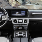 2019 Mercedes G Class Interior 1 175x175 at 2019 Mercedes G Class Interior Revealed in Official Photos