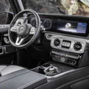 2019 Mercedes G Class Interior 4 175x175 at 2019 Mercedes G Class Interior Revealed in Official Photos