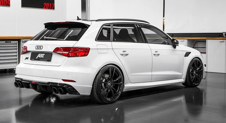 2018 abt audi rs3 sportback and sedan tuning package. Black Bedroom Furniture Sets. Home Design Ideas