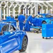 Alpine A110 Production 6 175x175 at Alpine A110 Production Gets Underway in France