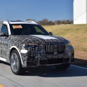BMW X7 Pre Production 5 175x175 at 2019 BMW X7 Pre Production Begins at Spartanburg Plant
