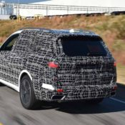 BMW X7 Pre Production 6 175x175 at 2019 BMW X7 Pre Production Begins at Spartanburg Plant