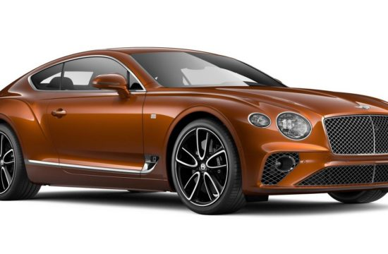 Bentley Continental GT First Edition 1 550x360 at Bentley Continental GT First Edition Details Announced