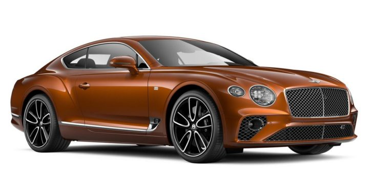 Bentley Continental GT First Edition 1 730x376 at Bentley Continental GT First Edition Details Announced