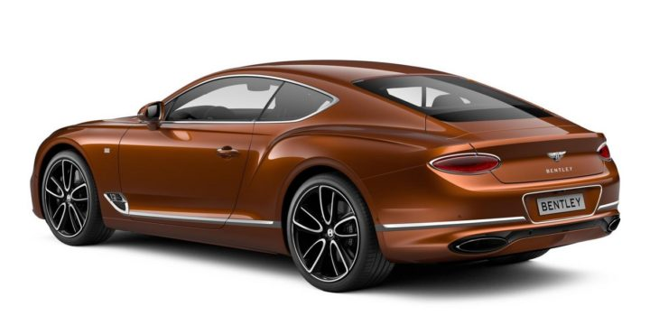 Bentley Continental GT First Edition 2 730x360 at Bentley Continental GT First Edition Details Announced