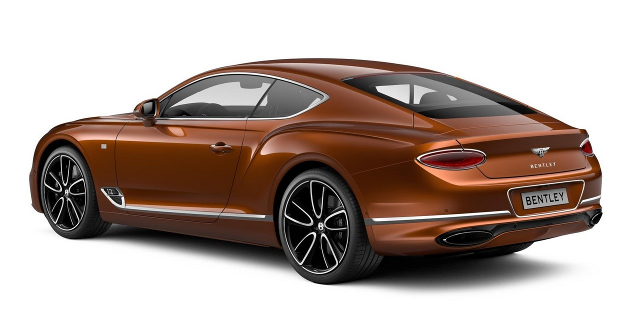 bentley continental gt first edition details announced. Black Bedroom Furniture Sets. Home Design Ideas