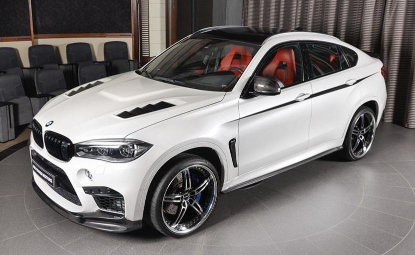 Bmw Z4 Custom >> Don't Like the Urus? Check Out This Custom BMW X6M