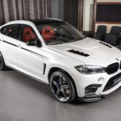 Custom BMW X6M 3D 11 175x175 at Dont Like the Urus? Check Out This Custom BMW X6M