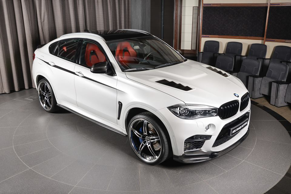 Don T Like The Urus Check Out This Custom Bmw X6m