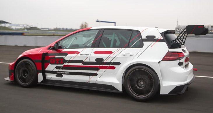 Golf GTI TCR 3 730x388 at 2018 VW Golf GTI TCR Gets a Facelift