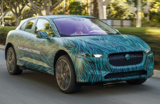 Jaguar IPACE Ride 002 550x360 at Jaguar I PACE Nears Production, Completes West Coast Road Trip