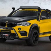 Manhart MHX6 Dirt 1 175x175 at Manhart MHX6 Dirt² Is BMW X6Ms Offroad Cousin