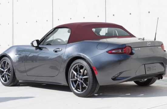 Mazda MX 5 IPM1 SRC US 2017 HIGH RQ Darkcherry.png 550x360 at 2018 Mazda MX 5 Miata   Pricing and Specs