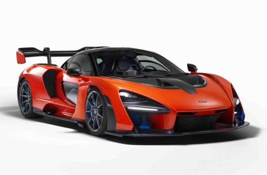 McLaren Senna 1 550x360 at McLaren Senna Is a Hypercar for Road & Track
